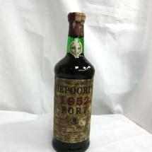 NIEPOORT 1952 PORT ワイン
