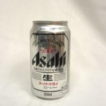 アサヒ スーパードライ 350ml バラ 買取
