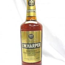 I.W HARPER 101PROOF 金ラベル 特級