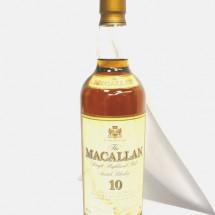 マッカラン10年 オールドボトル