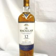 MACALLAN マッカラン ダブルカスク 12年